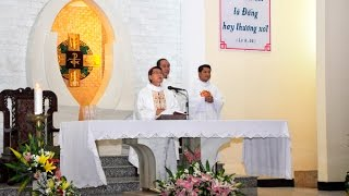 Đêm Hát Thánh ca 31.12_Thánh lễ