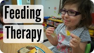 Feeding Therapy| Week 50-A