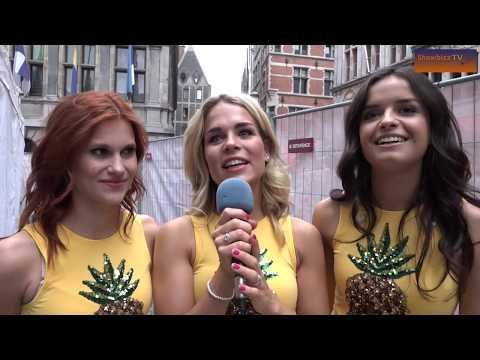 K3 : superleuk dat Radio 2 Pina Colada speelt