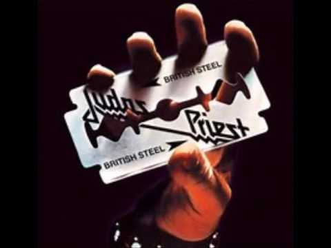 Judas Priest - British Steel (Full Remastered Album)  1980