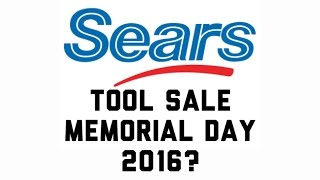 The Memorial Day sale events at Kmart and Sears have launched with deep discounts on major appliances, mattresses and more. Most retailers are stretching Memorial Day sales to two weeks.