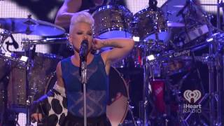 Pink - Try (iHeartRadio Music Festival 2012) - Live