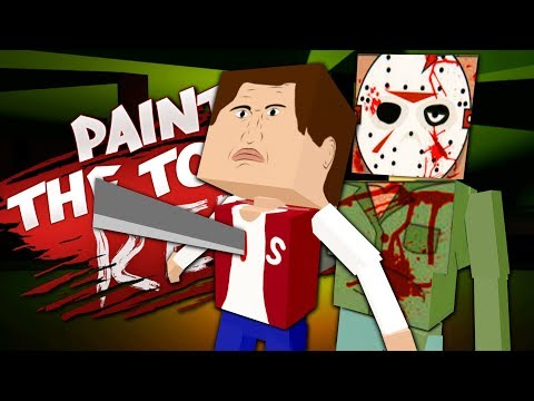 JASON'S DAY OFF - Best User Made Levels - Paint The Town Red