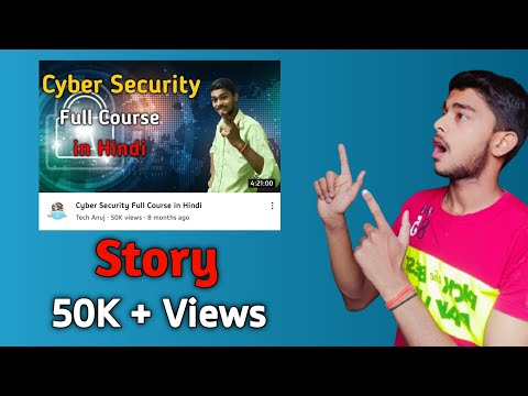 Cyber Security Full Course in Hindi | Full Story Must Watch