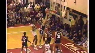 #1 Temple vs #20 Villanova Big 5 Basketball Feb 10, 1988