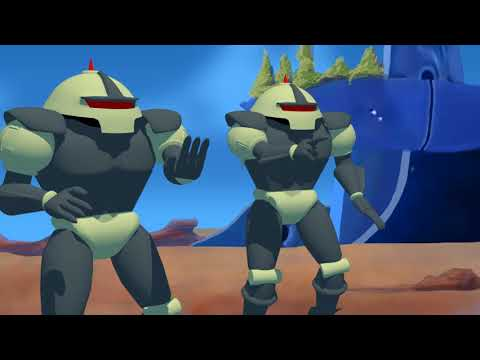 Sonic Satam Intro Remake 2018