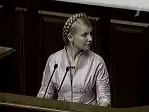 Какой ты на фиг танкист. Ю.Тимошенко: Ей нужен танкист.