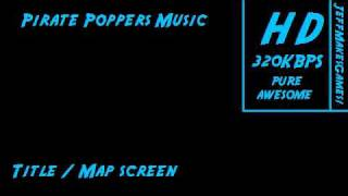 Pirate Poppers Music - Title / Map Screen