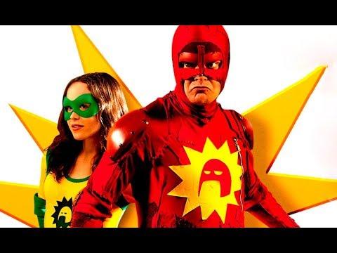 SUPER (Trailer español)