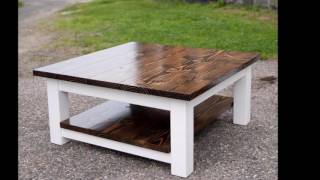 Awesome Diy Coffee Table Ideas Decoration