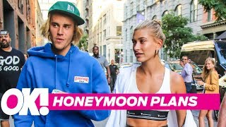 Destination, Dates, & More! Inside Justin Bieber & Hailey Baldwin's Honeymoon Plans