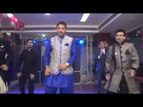 Awesome Group Dance for boys on Parody