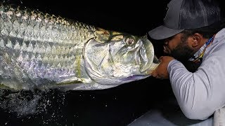Massive Fish Pushes Me to My Limits!!! Best Fishing Ever!