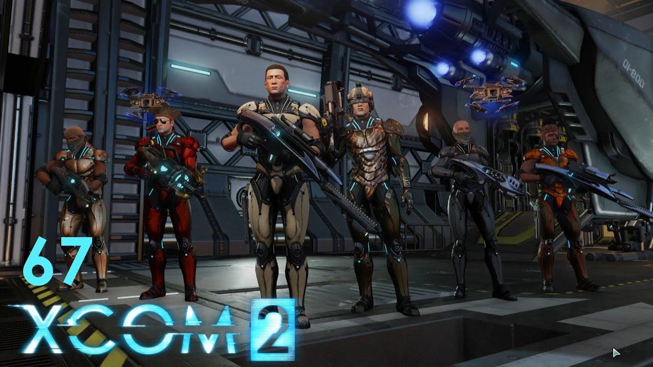 Let 39 s play xcom 2 ov 67 warden armor und for Portent xcom not now