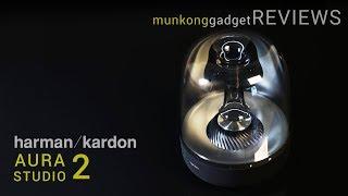 รีวิว : ลำโพงบลูทูธ Harman/Kardon Aura Studio 2