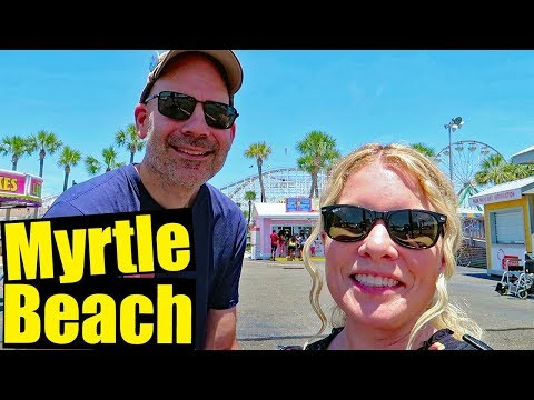 TOP 10 THINGS To Do In MYRTLE BEACH!