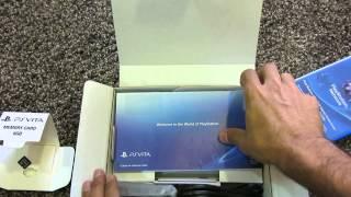 Playstation Vita - Adventure Mega Pack - Unboxing