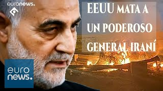 Estados Unidos mata al poderoso general iraní Qasem Soleimani en un ataque ordenado por Donald Trump