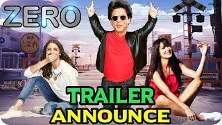 Zero Trailer Teaser First Look Big Announcement | Shah Rukh Khan | Katrina Kaif | Anushka Sharma