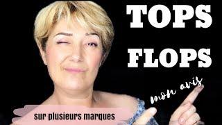 TOPS & FLOPS beauté / soins : marques de luxe ou pas 🤨 mon avis est ferme et définitif