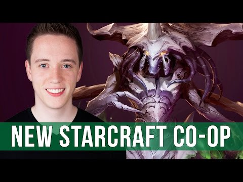 StarCraft 2: NEW Co-op Mission - The Vermillion Problem on Brutal!
