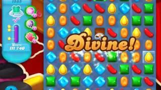 Candy Crush Soda Saga Level 1585 - NO BOOSTERS