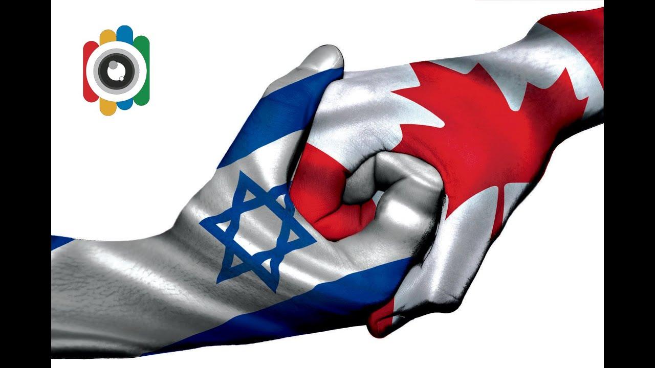 התארגנות עצמאית של ישראלים ויהודים קנדיים הביאה למפגן תמיכה בישראל בעיר טורונטו | תיעוד האירוע
