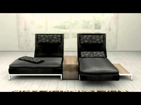 koinor sofa animation youtube. Black Bedroom Furniture Sets. Home Design Ideas