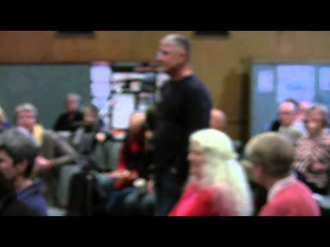 Q&A at Crime bill event - Part 1