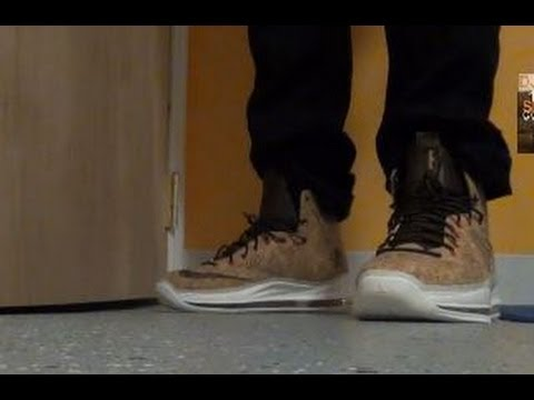 brand new a1142 59dbc 2013 Nike Lebron Cork EXT QS Sneaker HD Review + On Feet With Dj Delz   DjDelz - YouTube
