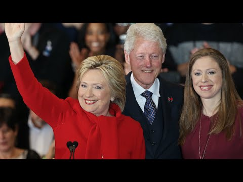 DNC Day 4: Hillary & Chelsea Clinton, Nancy Pelosi, Katy Perry and More