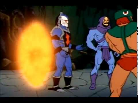 He-man & Sher-a, La pelicula VERSION RIDICULA parte (5/6)