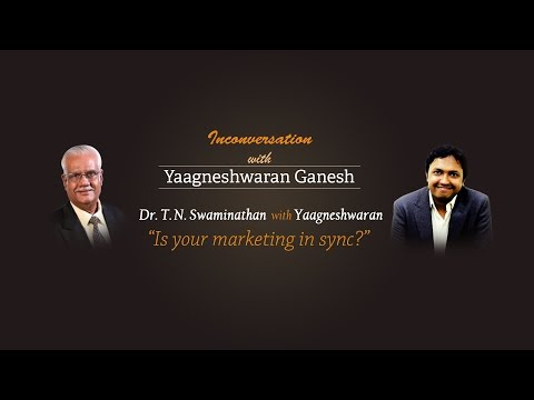 In conversation with Yaagneshwaran - Dr. Swaminathan, Great Lakes Institute of Management