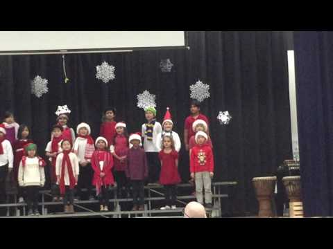 Timmy's 2nd Grade 2016 Holiday Recital - Mission Hill Middle School