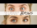 How To Grow & Groom Your BROWS | Raquel Mendes