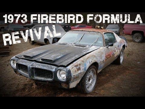 Firebird Formula First Start In Years!