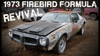 Firebird Formula First Start in Years!