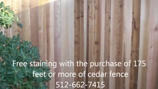 Ace Fence Company 512-949-8943