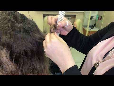Диагностика волос перед окрашиванием