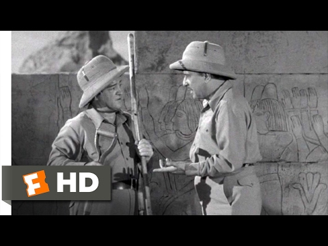 Abbott and Costello Meet the Mummy (1955)  - Pick the Pick Scene (8/10) | Movieclips Mp3