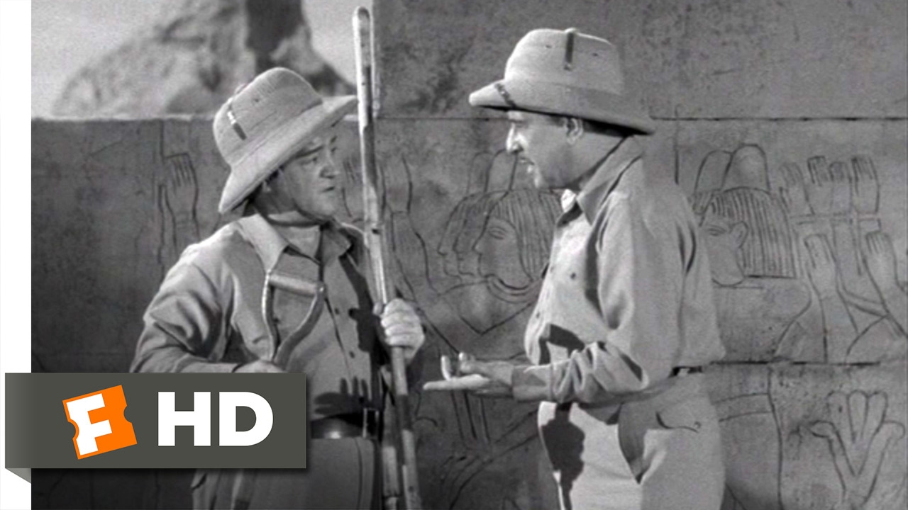 watch abbott and costello meet the mummy 1955