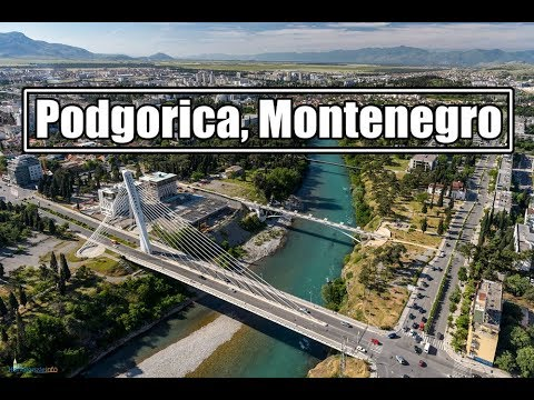 Podgorica Montenegro Travel VLOG | How is Podgorica for Tourism?