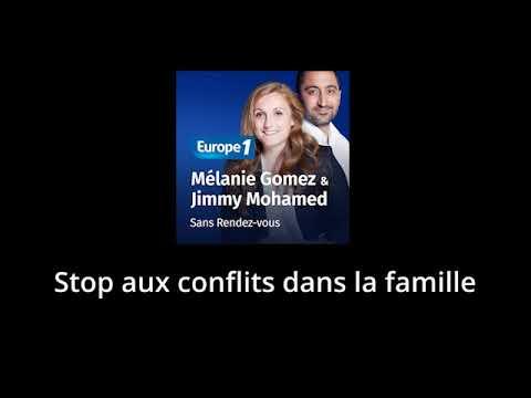 Anne-Catherine Sabas - Europe1 - Stop aux conflits dans la famille