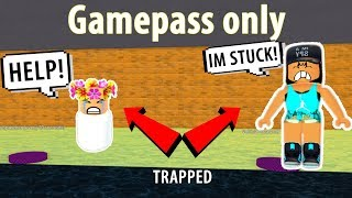 GAMEPASS TRAP TROLLING! Roblox Fun | Roblox Best Games | Roblox Funny Moments (Kid Friendly)
