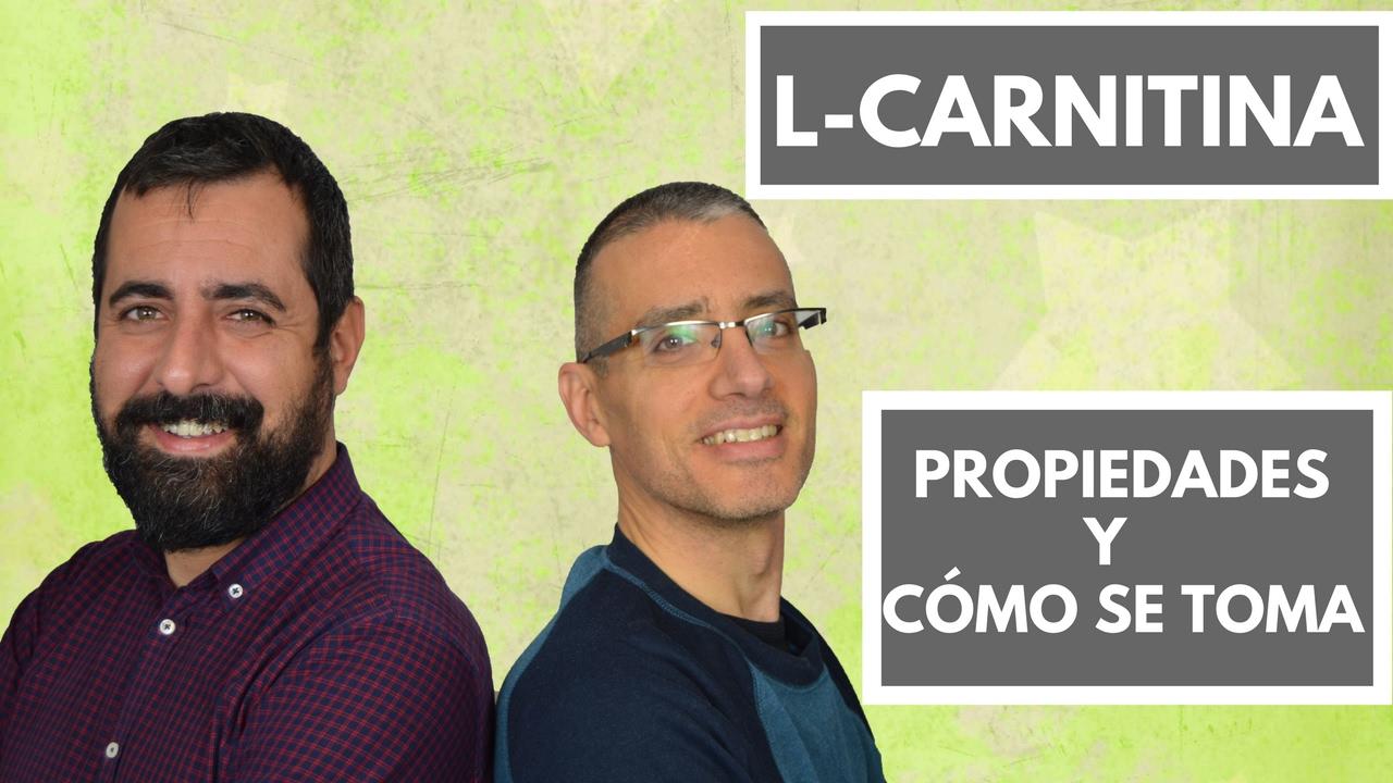 Propiedades de consumir l-carnitina