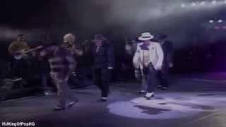 Michael Jackson - Smooth Criminal  - Reversed - Dangerous World Tour Bucharest 1992 ᴴᴰ