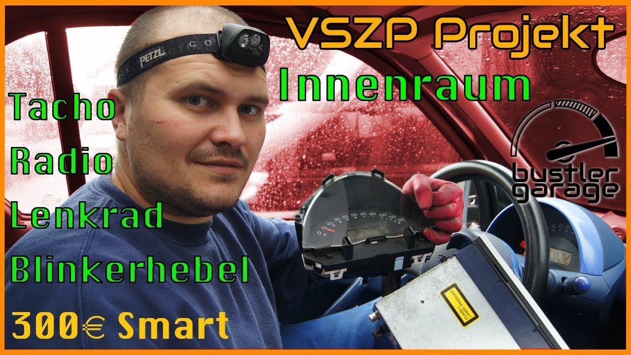 Smart 450 Radio : 300 smart 450 fortwo vszp projekt innenraum lenkrad radio tacho blinkerhebel tauschen ~ Aude.kayakingforconservation.com Haus und Dekorationen