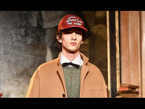 Valentino | Fall Winter 2017/2018 Full Fashion Show | Menswear
