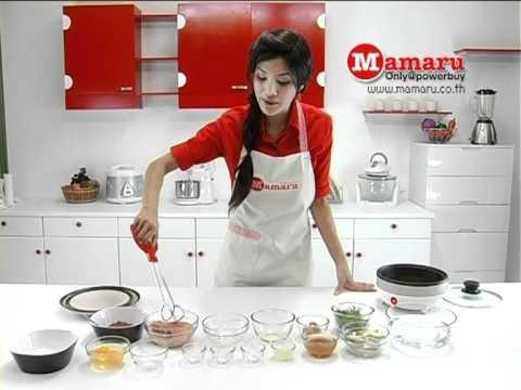 สอนทำอาหารแกงส้มชะอมไข่ โดย Mamaru