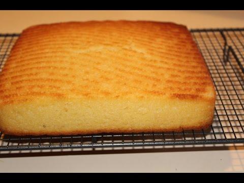 Coconut Cake (Simple Baking)